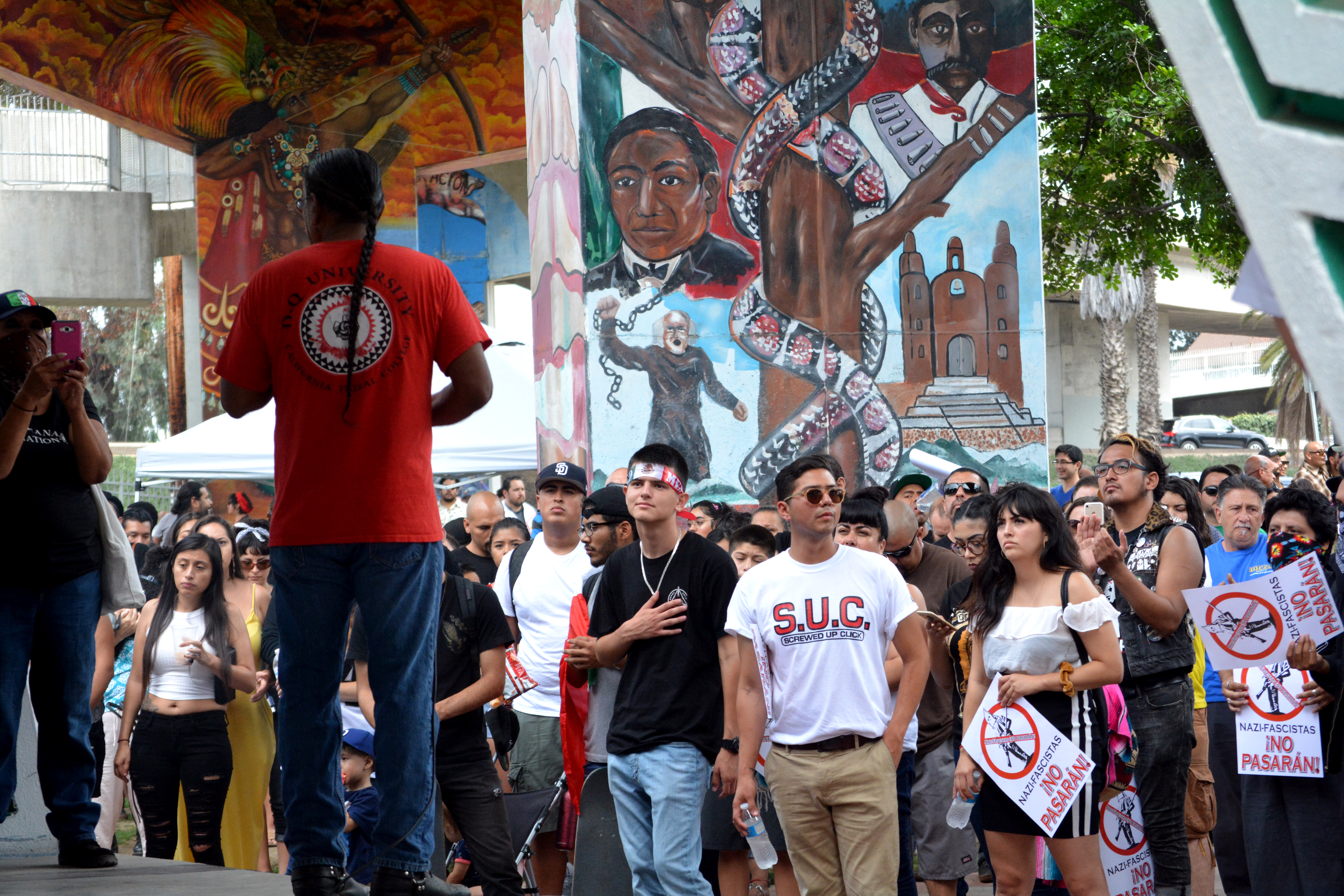 Crowd-2-Chicano Park Rally