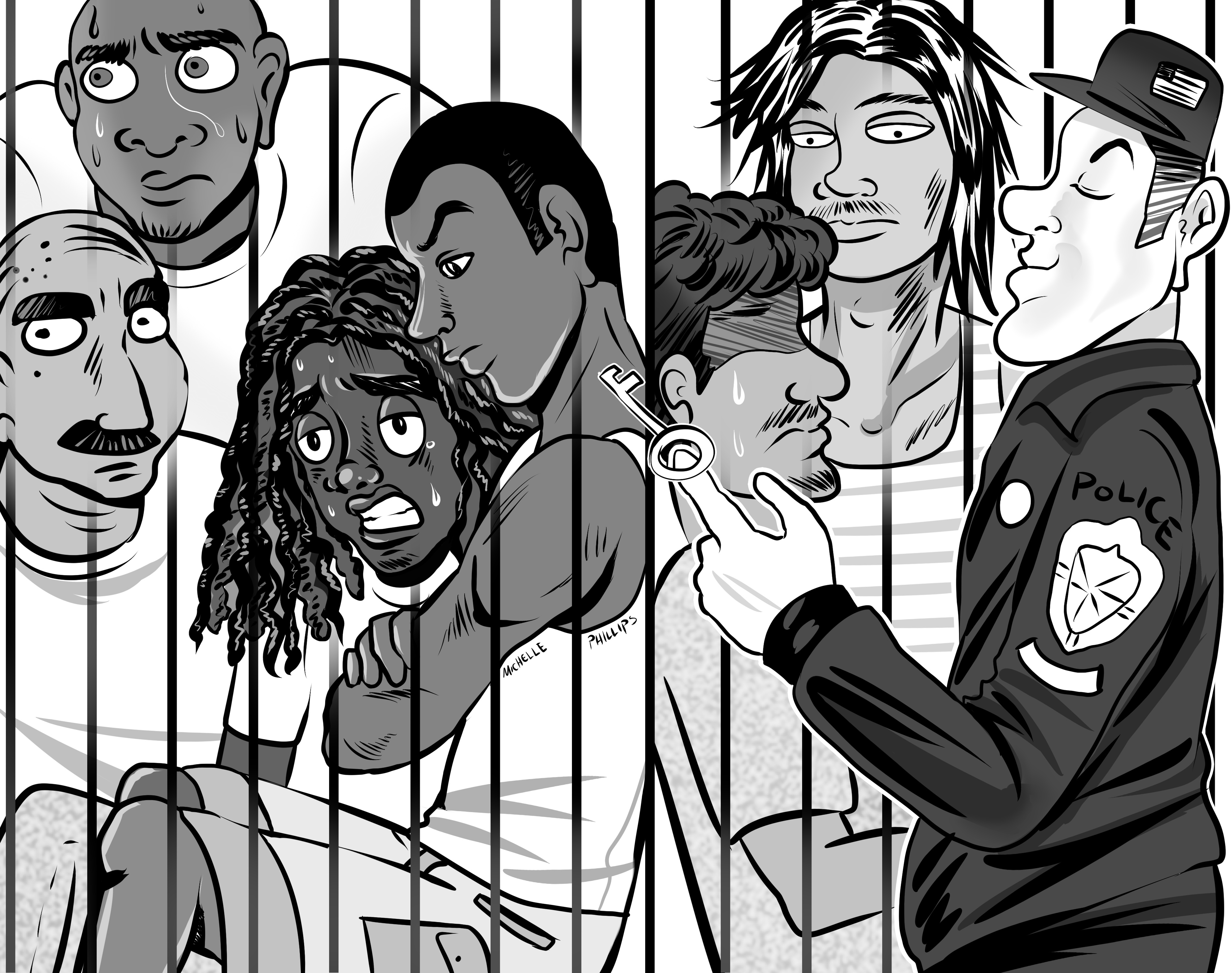 racism prisons and the future of Blacks, prison, and institutional racism introduction criminal justice essay/term paper: blacks, prison, and institutional the children are the future.