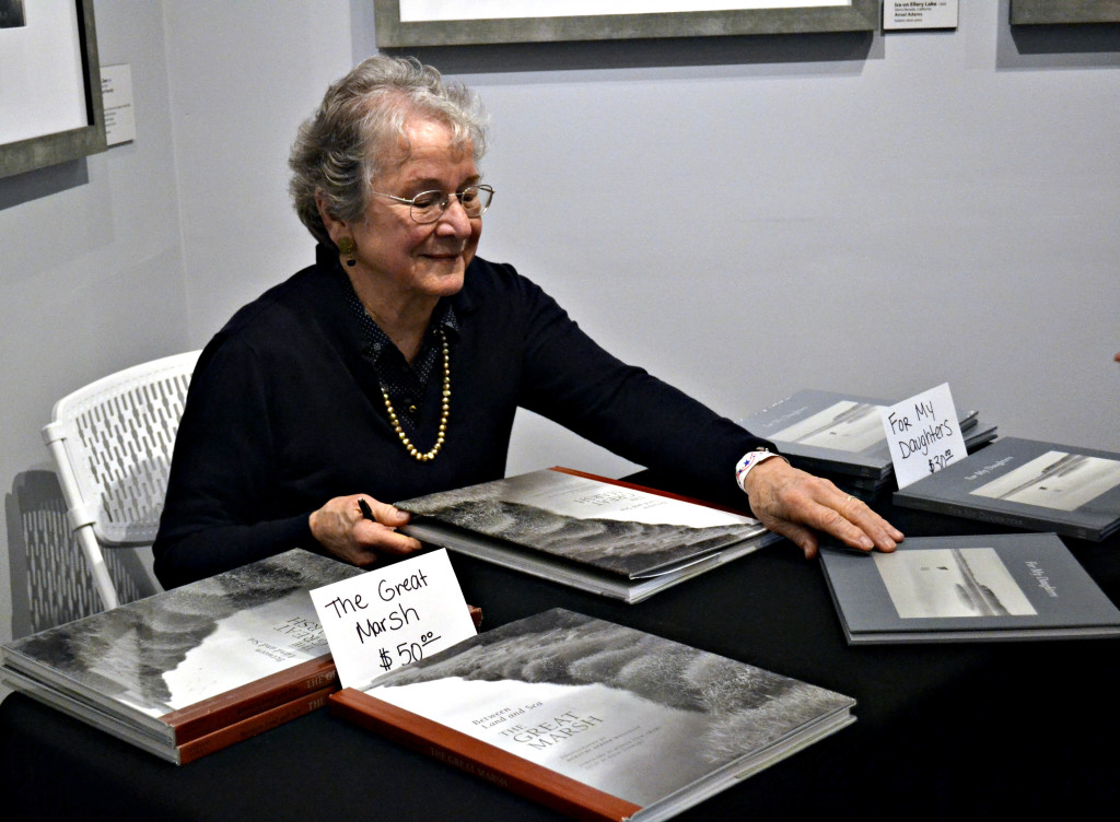 Dorothy Kerper Monnelly continues her mother's legacy of appreciation for the arts by compiling a series of photos and poems spanning over 30 years.