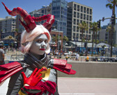 (Gallery) Costumed creatures and heroes at San Diego Comic-Con