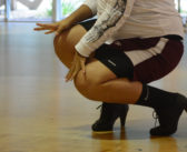 One student's journey through heels training takes dance to new heights