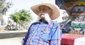 Chicano Park's guardian angel