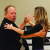 King of Swing reigns over a very special dance class